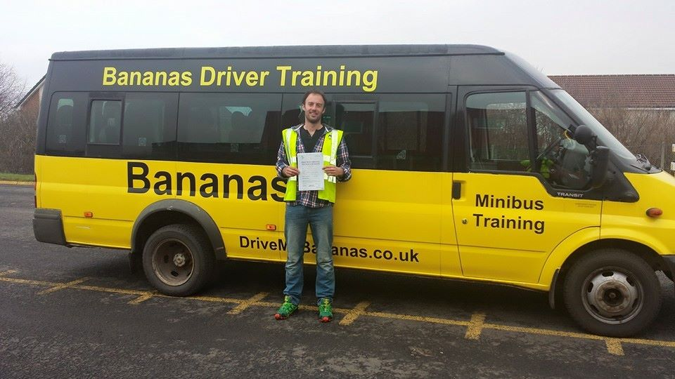 minibus training west of scotland