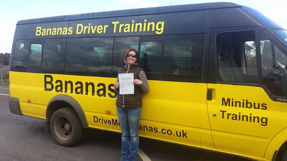 D1 minibus training callander stirling aberfoyle